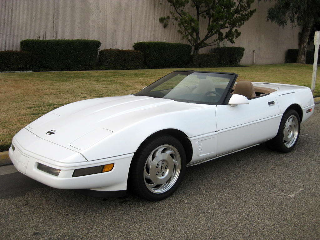 Chevrolet Corvette 5.7 1998 photo - 11