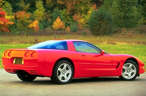 Chevrolet Corvette 5.7 1998 photo - 12