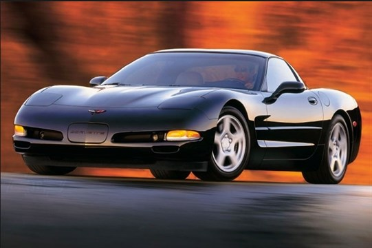 Chevrolet Corvette 5.7 1998 photo - 8