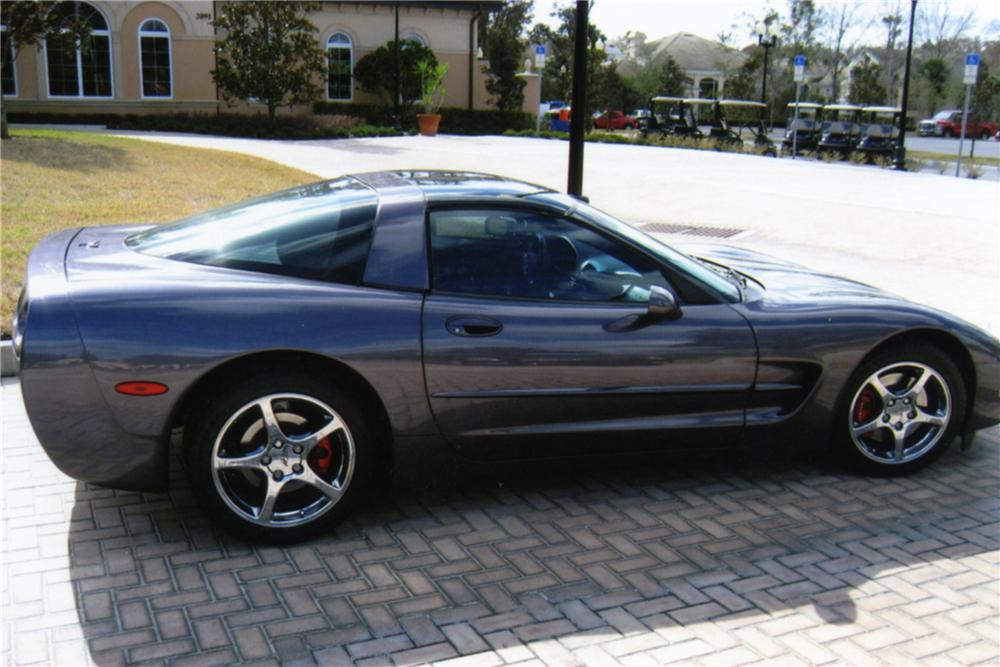 Chevrolet Corvette 5.7 1998 photo - 9
