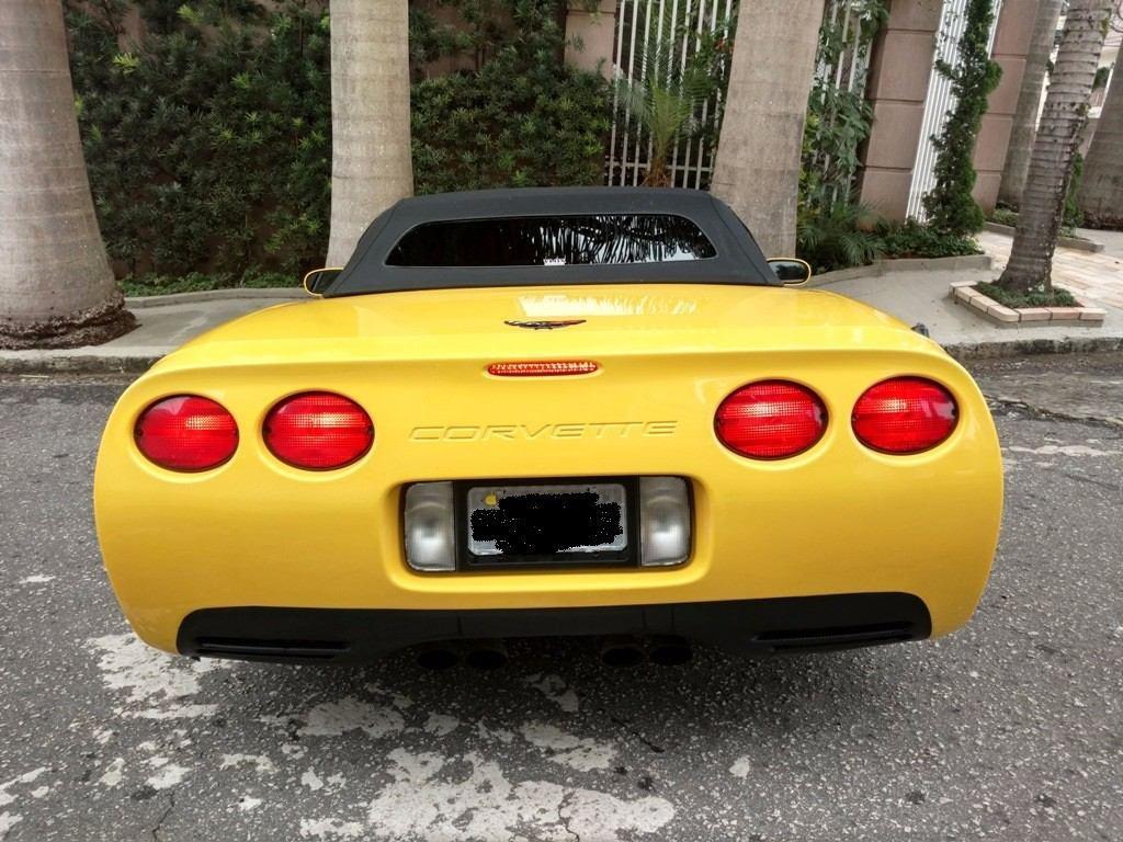 Chevrolet Corvette 5.7 1999 photo - 10