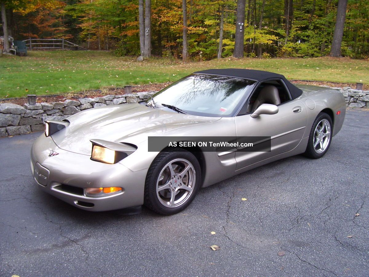 Chevrolet Corvette 5.7 1999 photo - 3