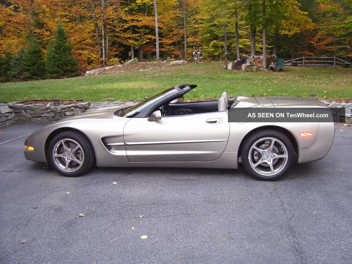 Chevrolet Corvette 5.7 1999 photo - 4