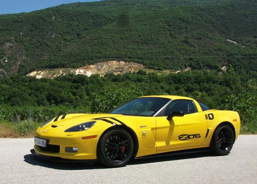 Chevrolet Corvette 7.0 2007 photo - 5