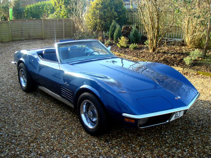 Chevrolet Corvette 7.4 1971 photo - 11