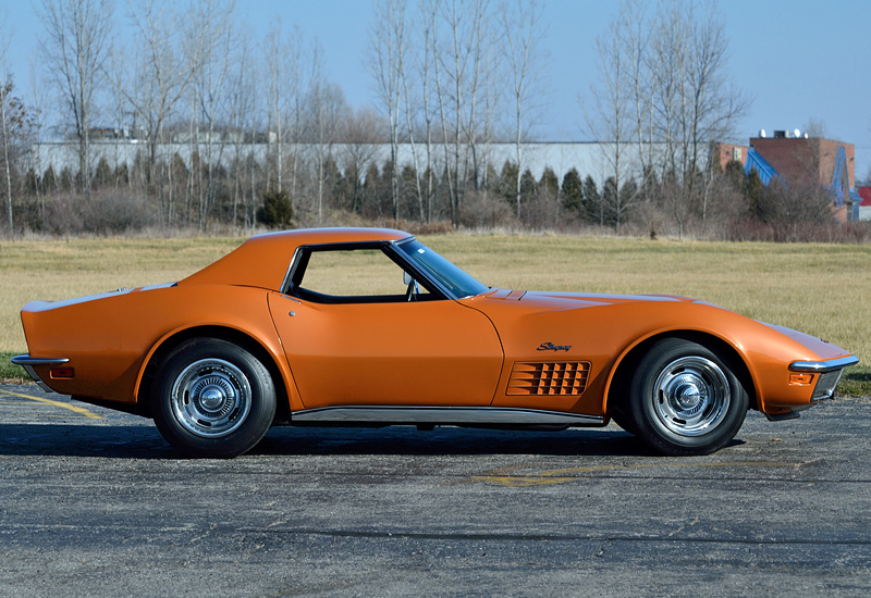 Chevrolet Corvette 7.4 1971 photo - 5