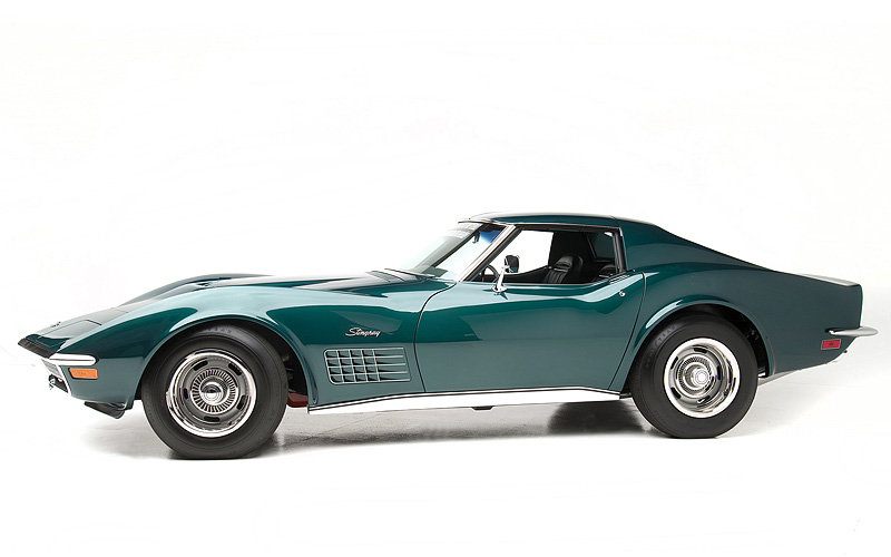 Chevrolet Corvette 7.4 1971 photo - 6