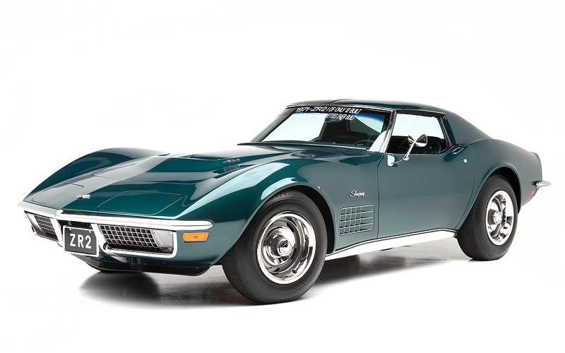 Chevrolet Corvette 7.4 1971 photo - 7
