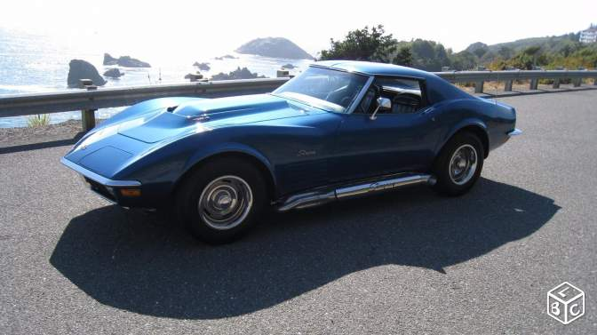 Chevrolet Corvette 7.4 1971 photo - 9