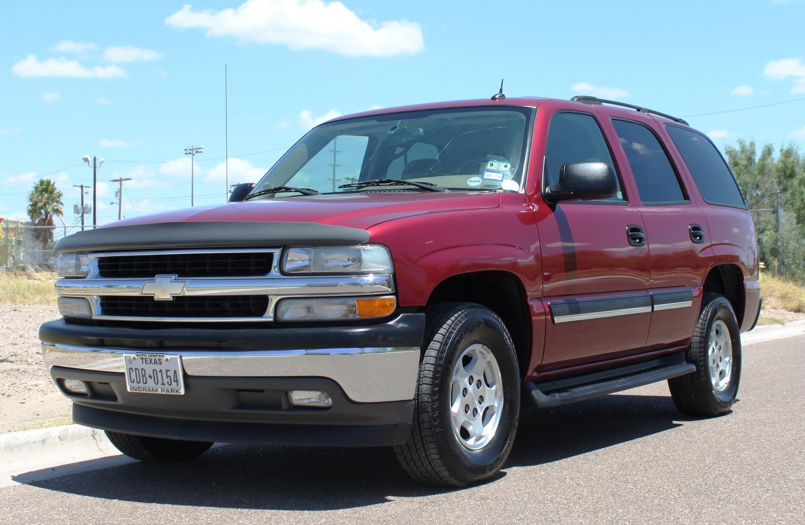 Chevrolet Tahoe 4.8 2005 photo - 1
