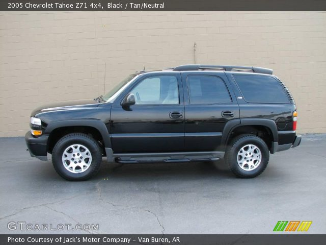 Chevrolet Tahoe 4.8 2005 photo - 2