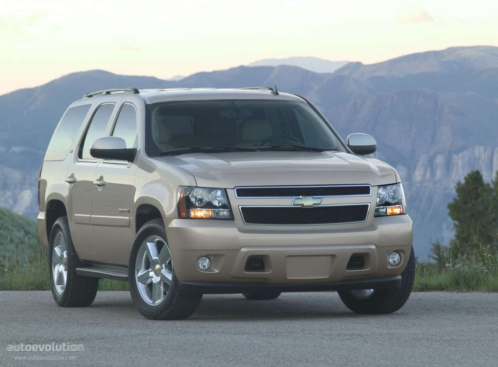 Chevrolet Tahoe 4.8 2005 photo - 3
