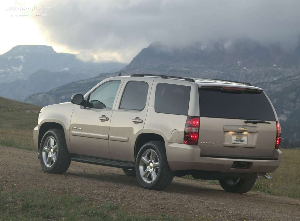 Chevrolet Tahoe 4.8 2005 photo - 4