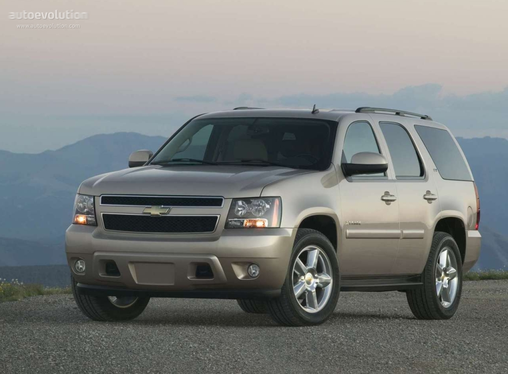 Chevrolet Tahoe 4.8 2005 photo - 5