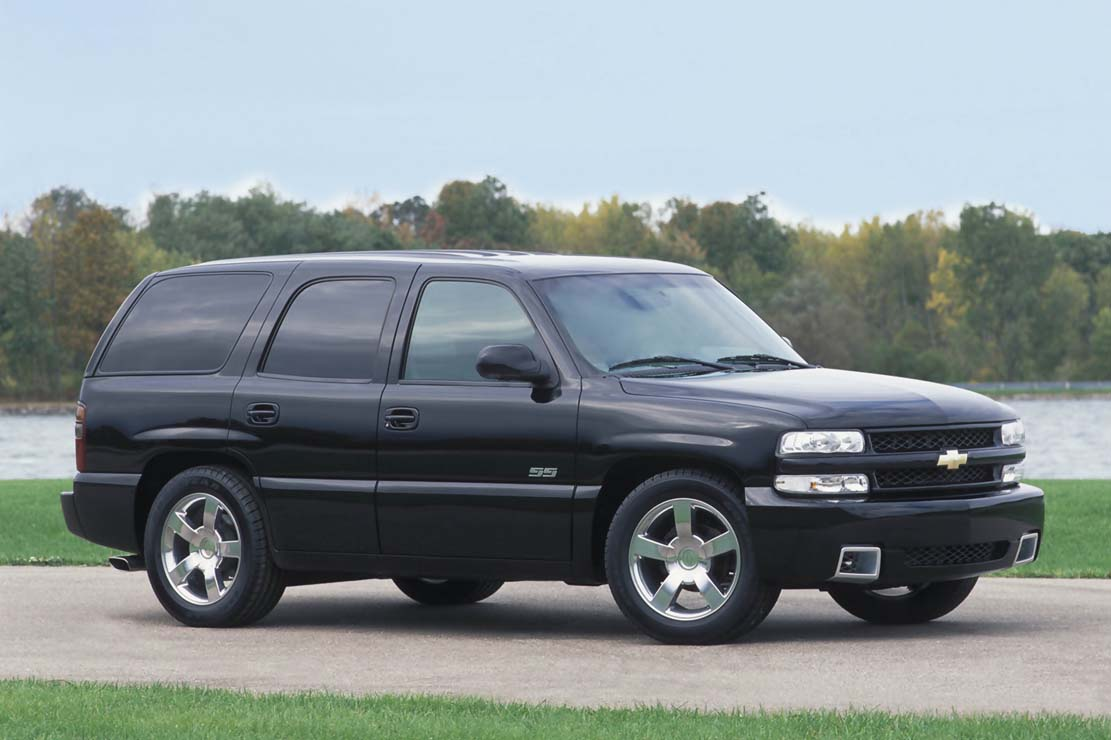 Chevrolet Tahoe 4.8 2005 photo - 7