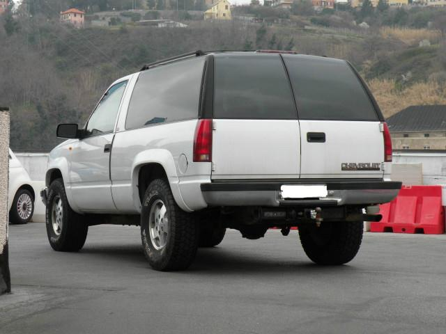 Chevrolet Tahoe 6.5 1995 photo - 12