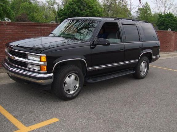 Chevrolet Tahoe 6.5 1995 photo - 7