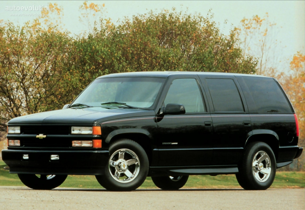 Chevrolet Tahoe 6.5 1999 photo - 10