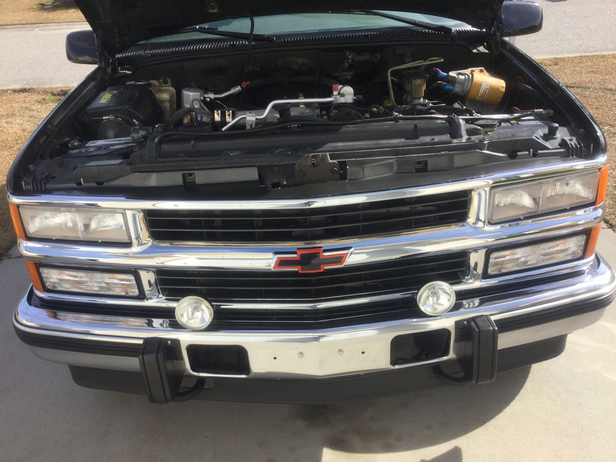 Chevrolet Tahoe 6.5 1999 photo - 2