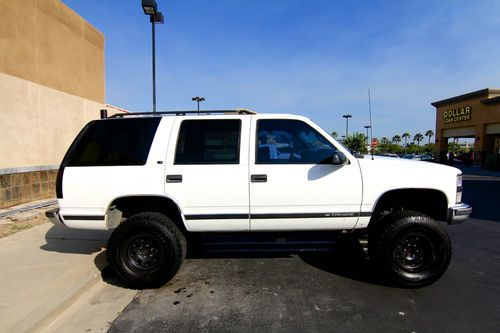 Chevrolet Tahoe 6.5 1999 photo - 5