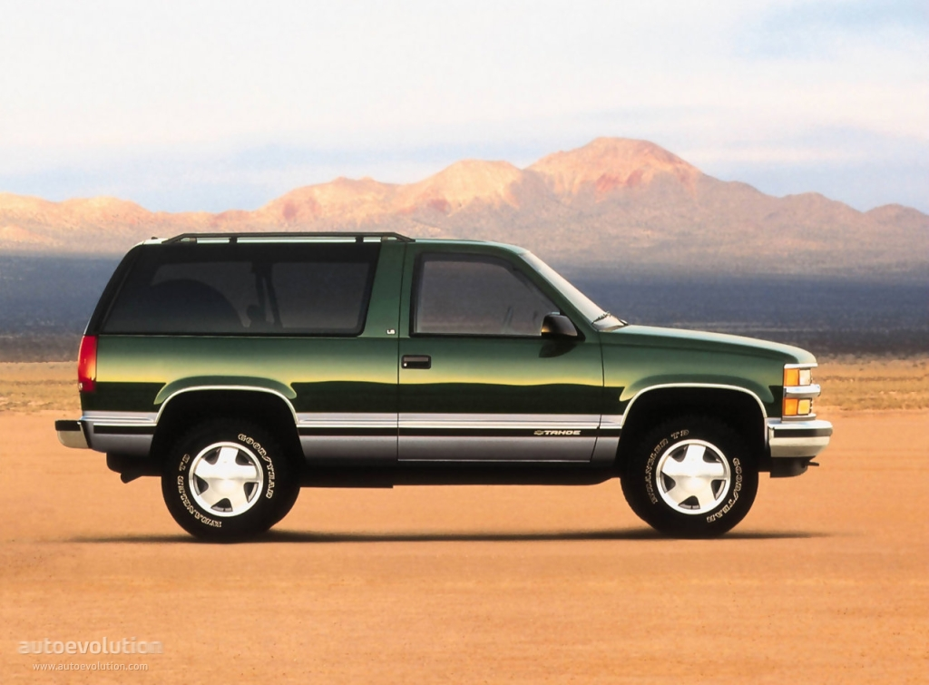 Chevrolet Tahoe 6.5 1999 photo - 6