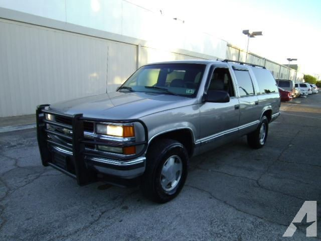 Chevrolet Tahoe 6.5 1999 photo - 7
