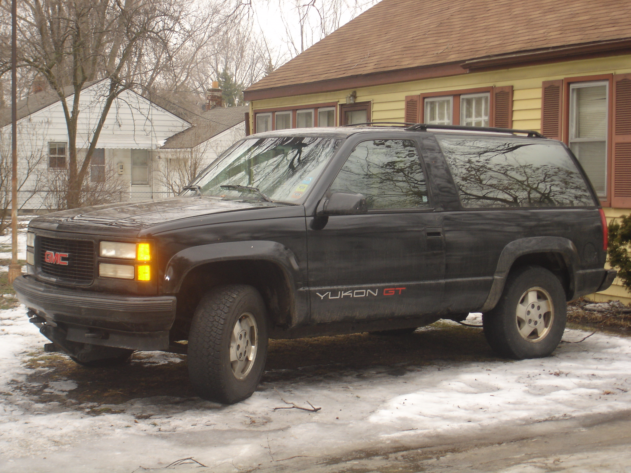 Chevrolet Tahoe 6.5 1999 photo - 8