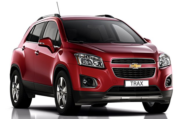 Chevrolet Tracker 1.4 2014 photo - 1