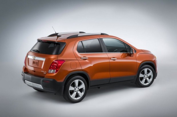 Chevrolet Tracker 1.4 2014 photo - 12