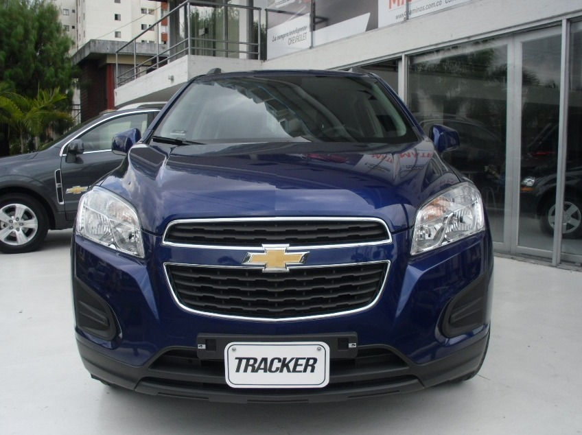 Chevrolet Tracker 1.4 2014 photo - 5