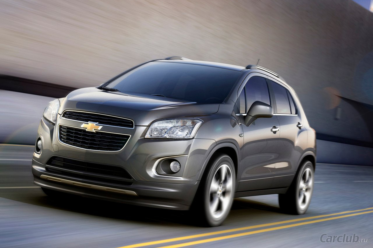 Chevrolet Tracker 1.4 2014 photo - 6