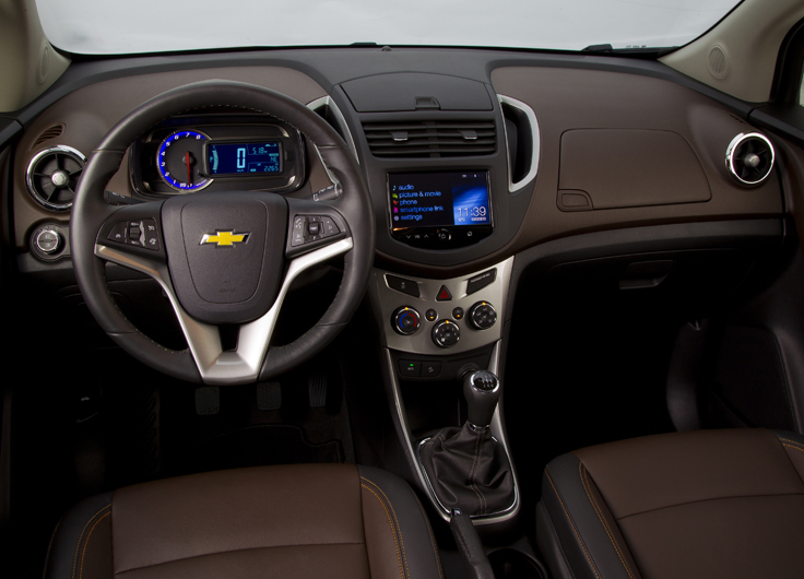 Chevrolet Tracker 1.4 2014 photo - 7