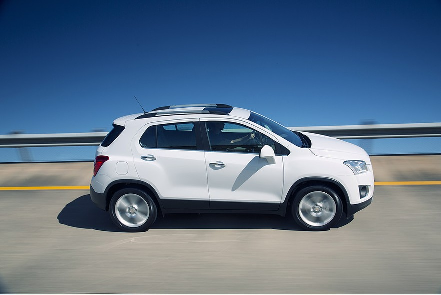 Chevrolet Tracker 1.4 2014 photo - 8