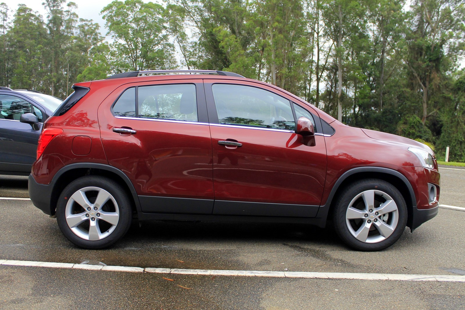 Chevrolet Tracker 1.4 2014 photo - 9