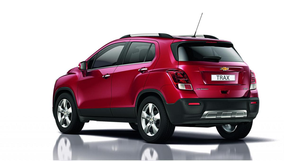 Chevrolet Tracker 1.6 2013 photo - 1
