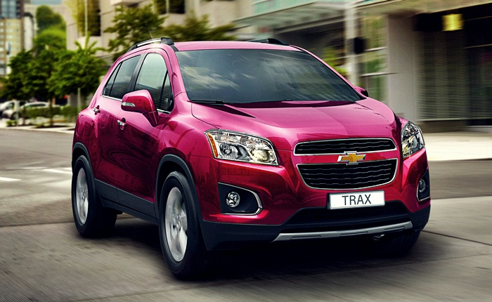 Chevrolet Tracker 1.6 2013 photo - 12