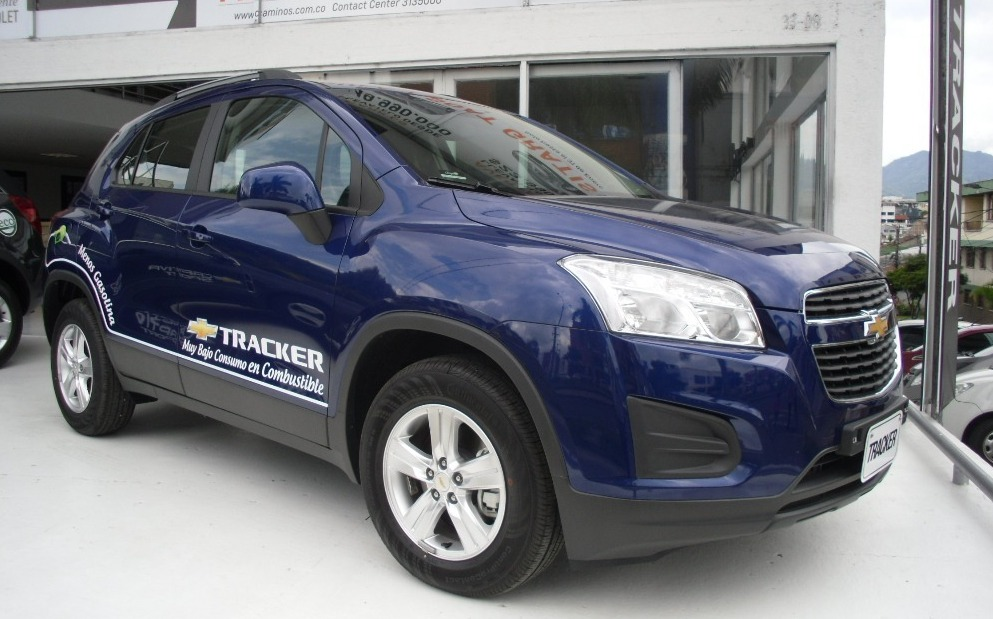 Chevrolet Tracker 1.6 2013 photo - 4