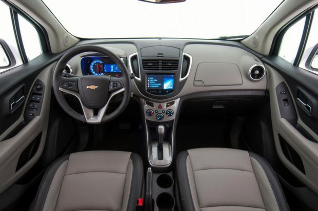 Chevrolet Tracker 1.6 2013 photo - 5