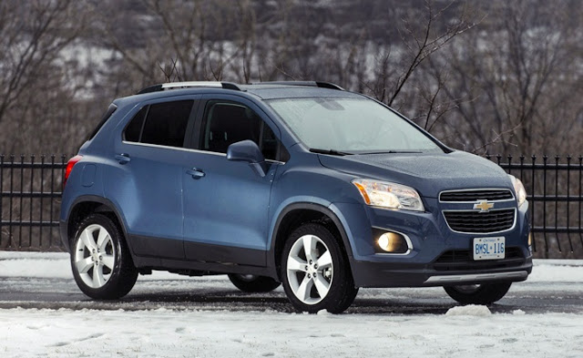 Chevrolet Tracker 1.6 2013 photo - 7