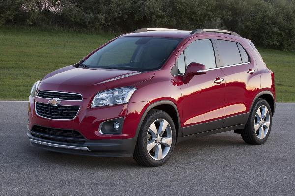 Chevrolet Tracker 1.6 2013 photo - 9
