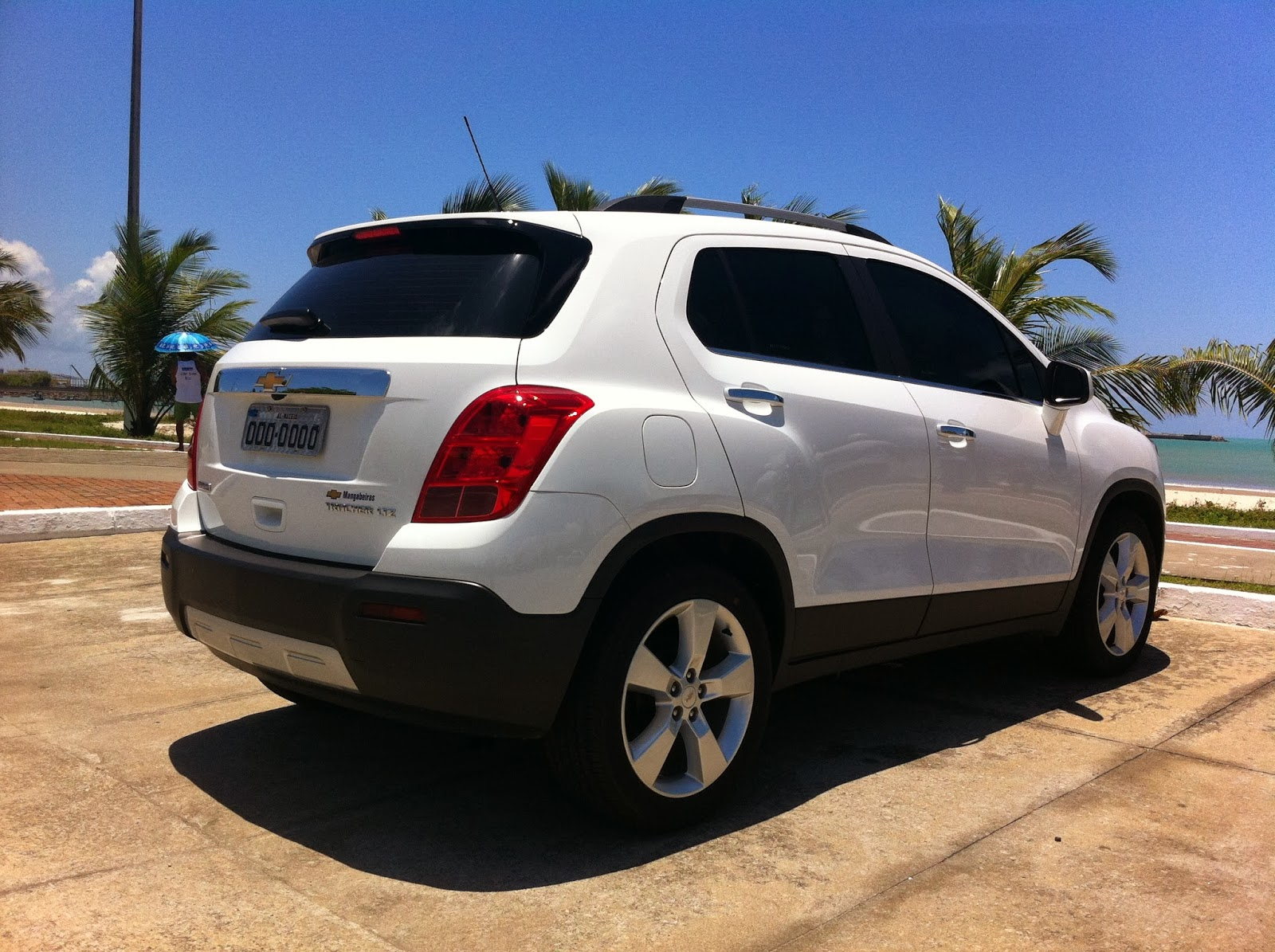 Chevrolet Tracker 1.8 2007 photo - 10