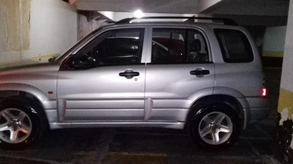 Chevrolet Tracker 1.8 2007 photo - 2