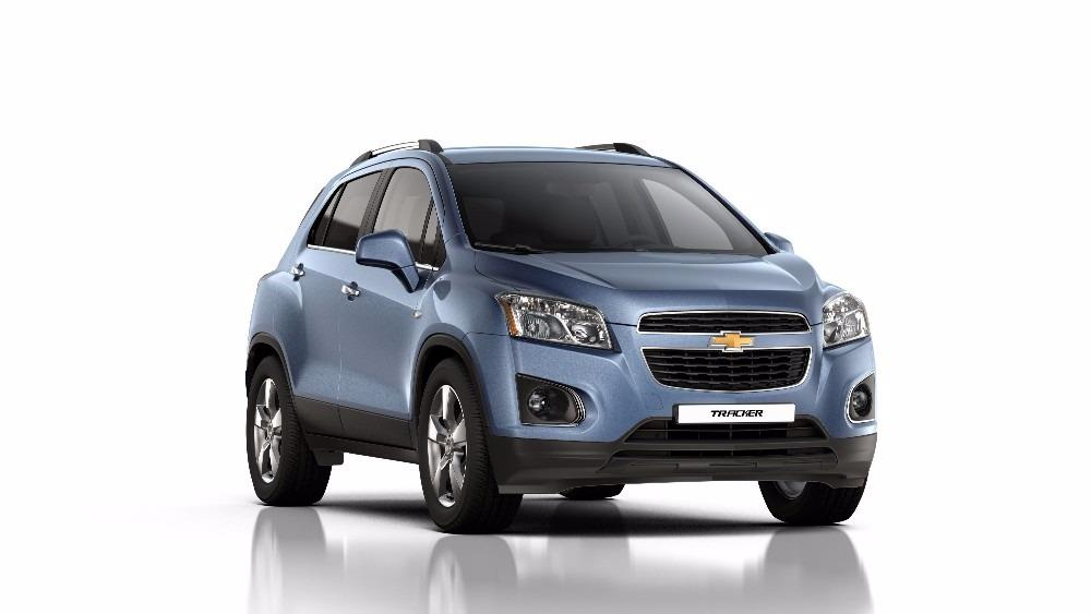 Chevrolet Tracker 1.8 2007 photo - 4