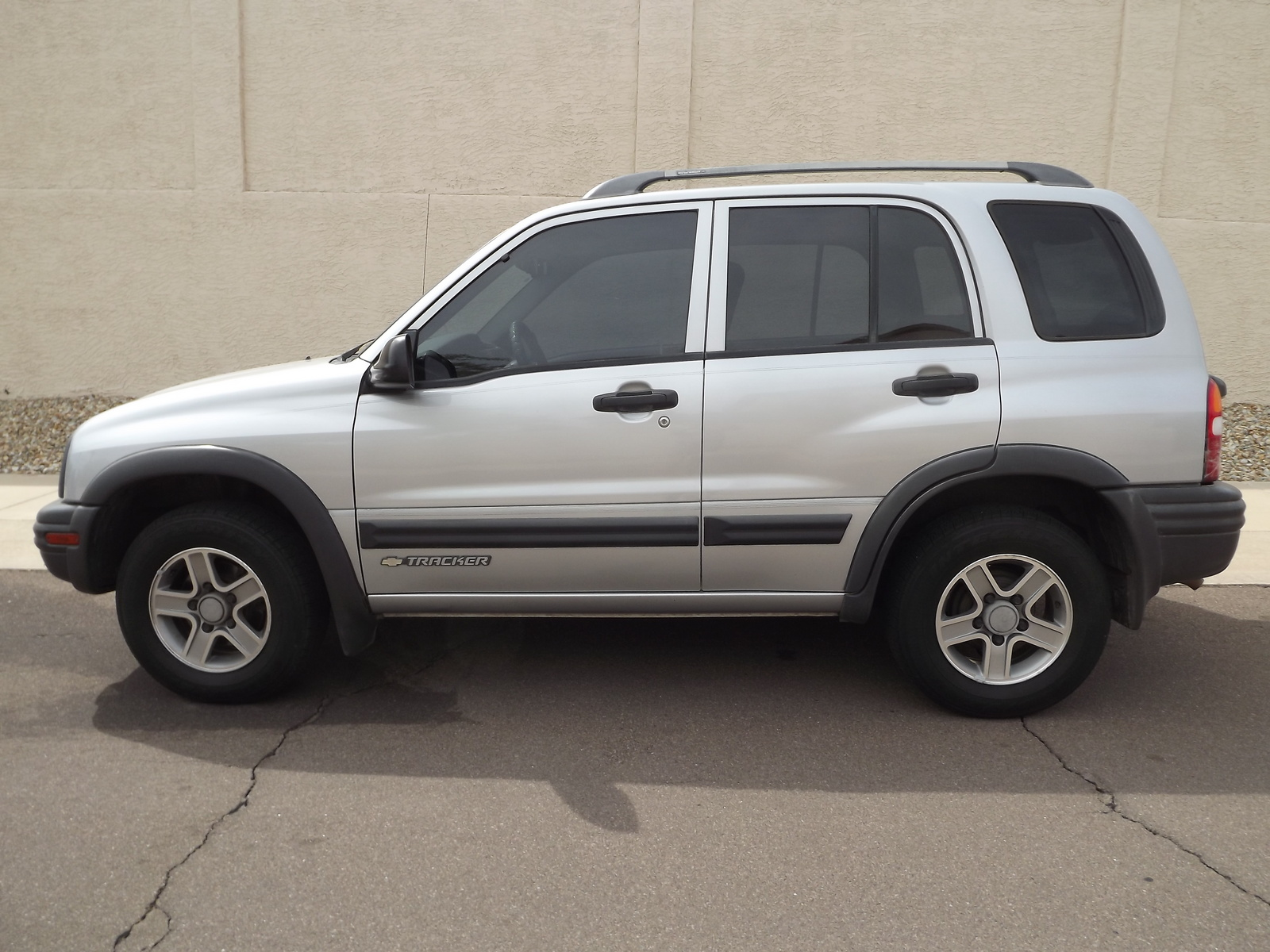 Chevrolet Tracker 1.8 2007 photo - 6