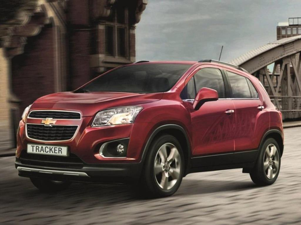 Chevrolet Tracker 1.8 2007 photo - 8