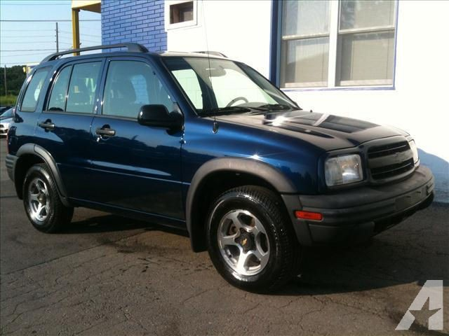 Chevrolet Tracker 2.5 2002 photo - 10