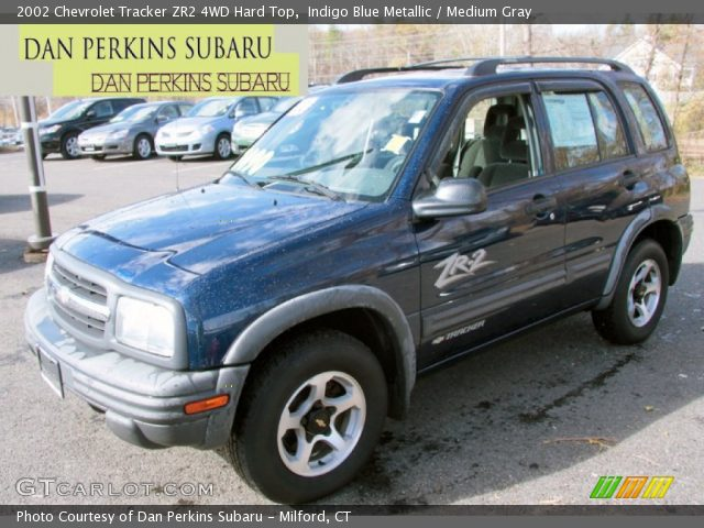 Chevrolet Tracker 2.5 2002 photo - 12