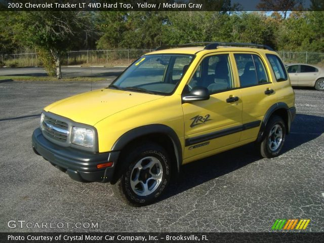 Chevrolet Tracker 2.5 2002 photo - 3