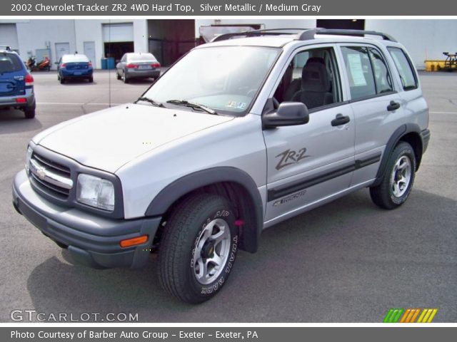 Chevrolet Tracker 2.5 2002 photo - 5
