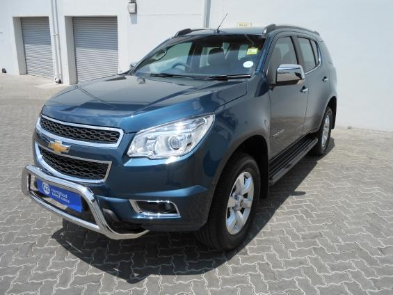 Chevrolet TrailBlazer 28 2014 Technical specifications  Interior